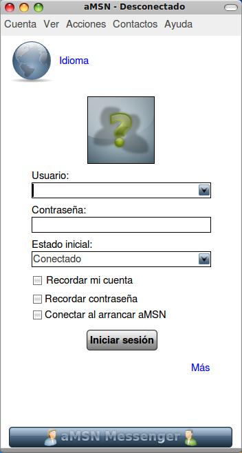 aMSN quice85