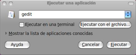 ejecutor de aplicaciones quice85